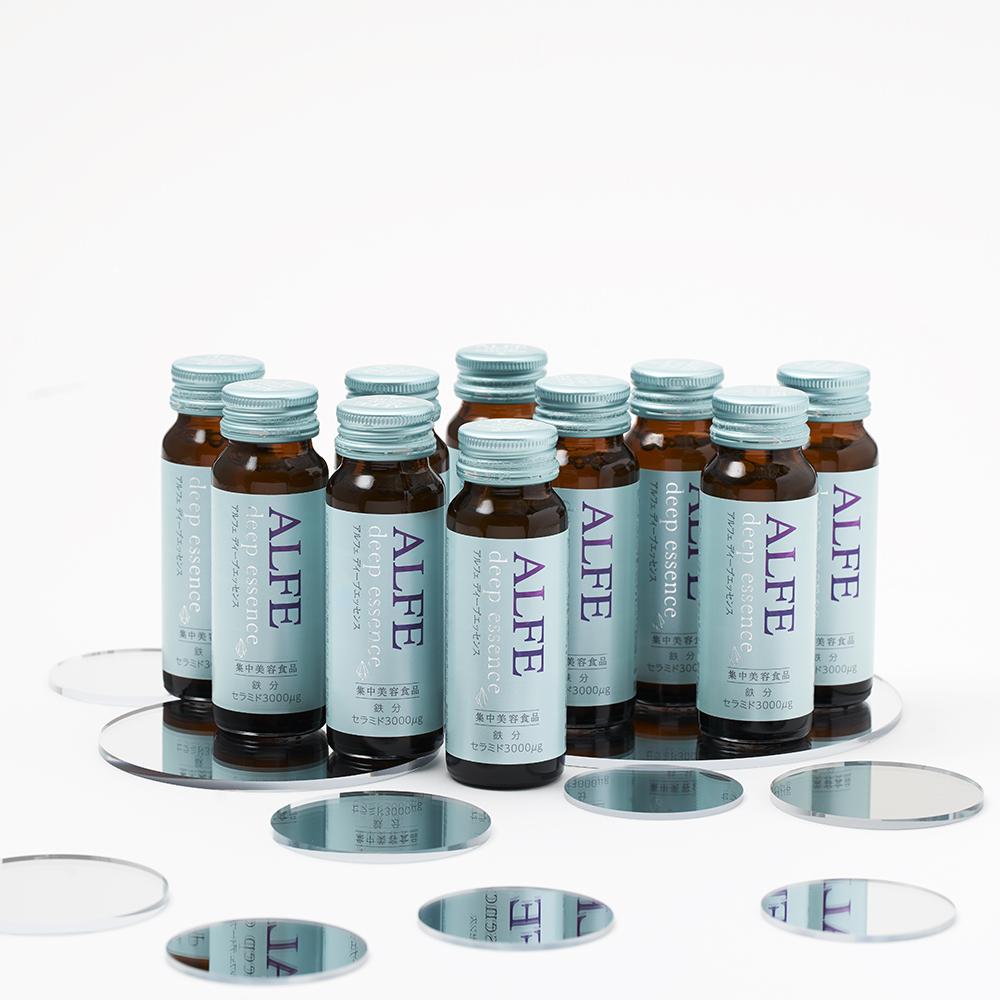 大正製薬 アルフェ ディープエッセンス(清涼飲料水)10本セット