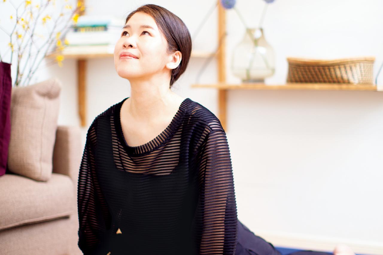 「生涯ツヤ髪」を目標にしたヘアケアや、ランニングもずっと継続中/岸山沙代子さんの毎日YOJO②