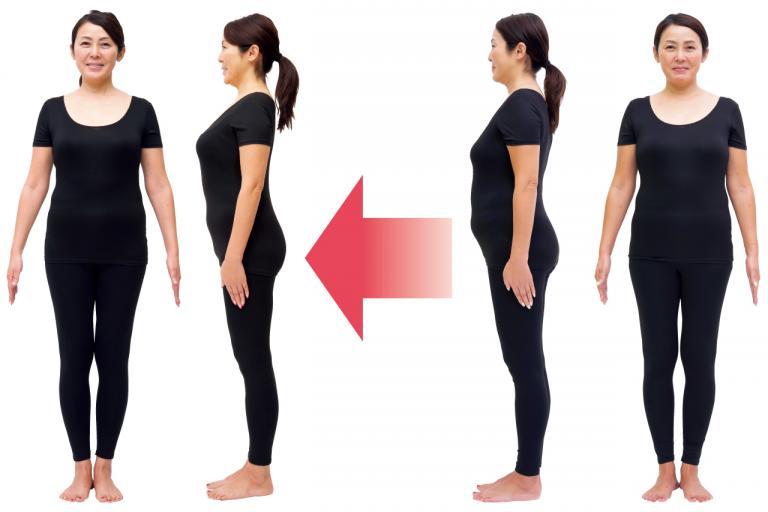 50歳読者の半年ダイエット、前半戦3カ月をレポート! ウエスト-5cm、顔もすっきり!/食事リセットで痩せる体に編⑦