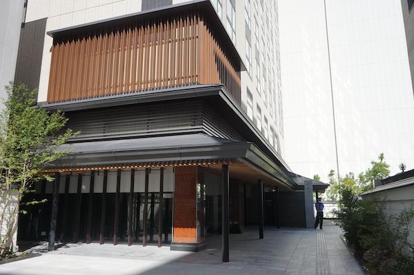 京都の町中にオープンした寺院共存型ホテル  「三井ガーデンホテル京都河原町浄教寺」