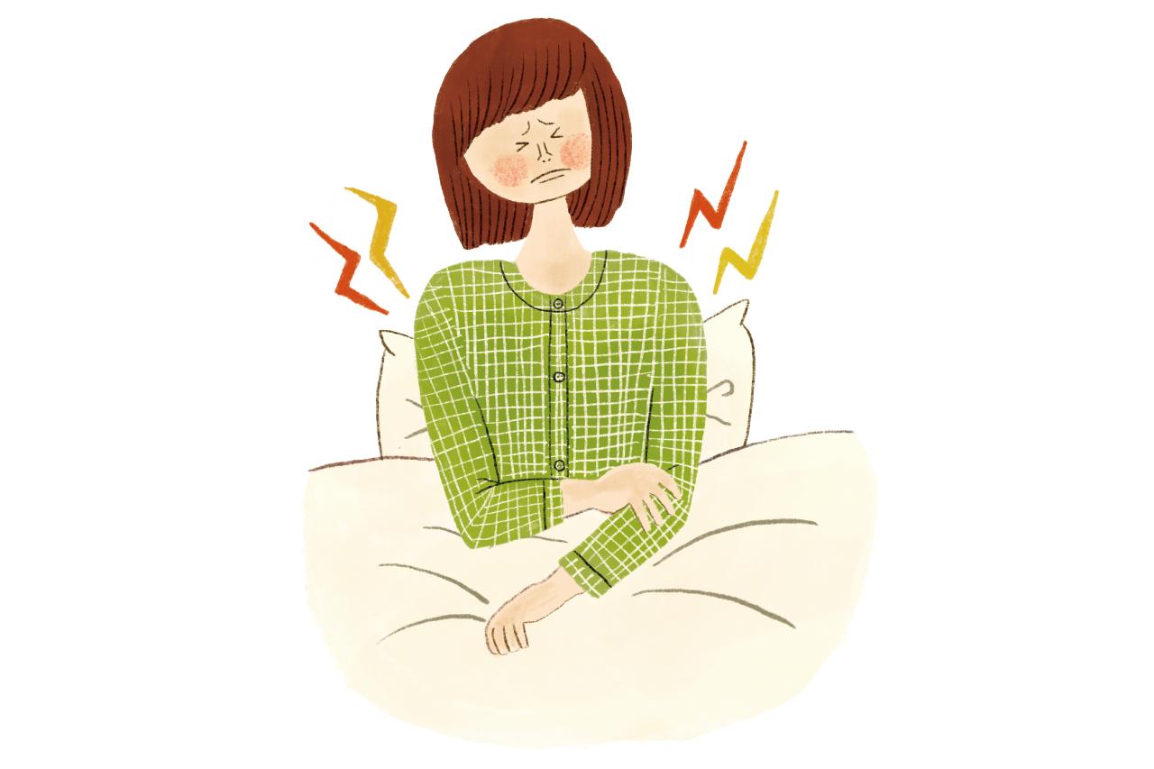 線維筋痛症は全身が激しく痛み、疲労も伴うつらい病気です/教えてDr.!第7回
