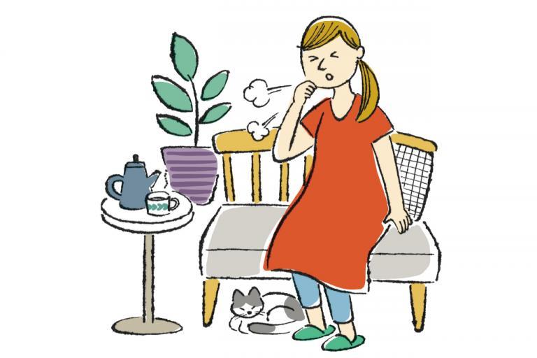 長引く咳や手のこわばり…治らない場合は治療が必要かも!?/その「なんとなく不調」もしかして…!?②