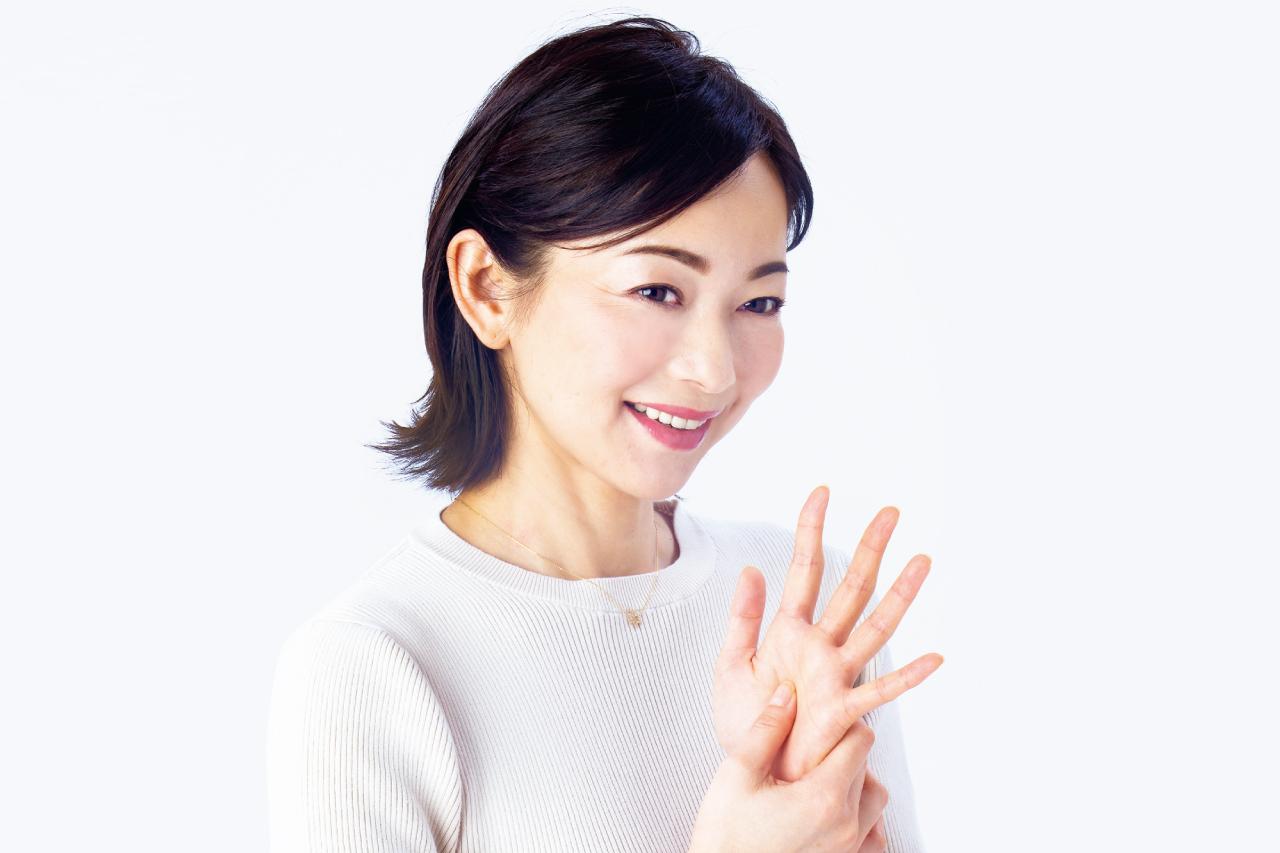 いつでもセルフケア!手と耳の反射区、基本の押し方は?
