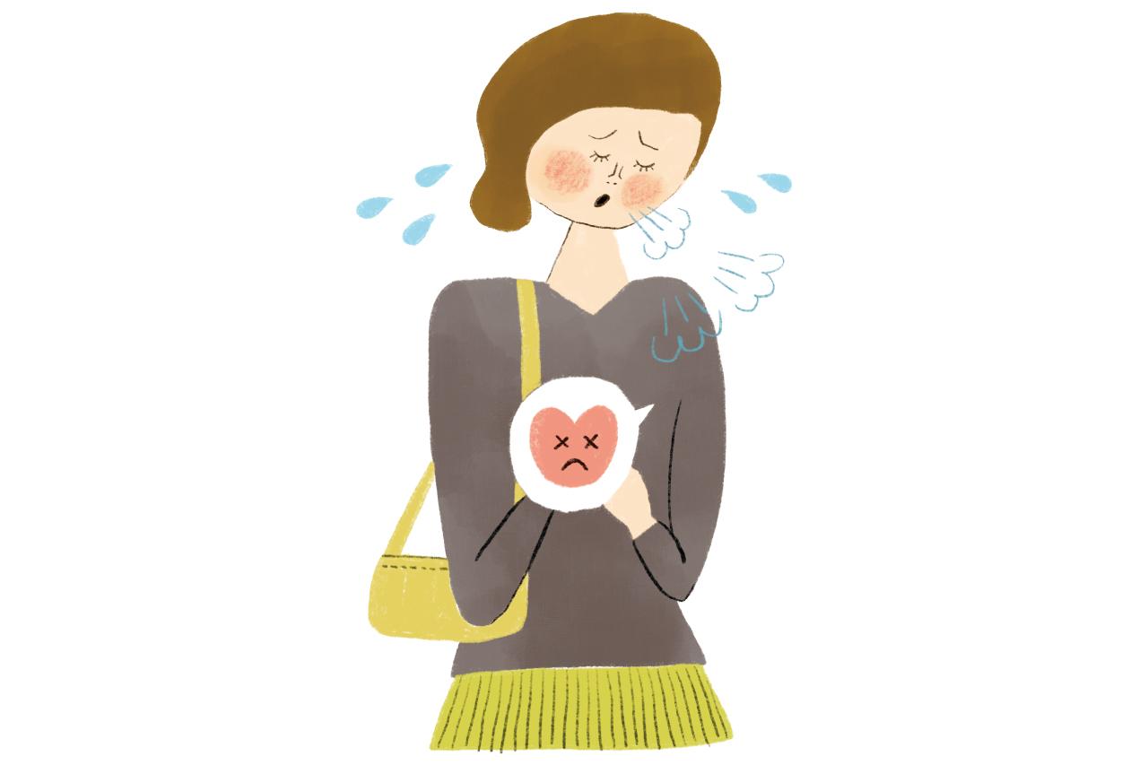 パニック症とは「究極の不安症」。発作の恐怖感から引きこもりになることも。/教えてDr.!第8回