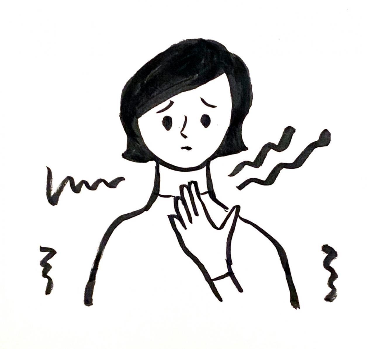 樫出さん 風邪
