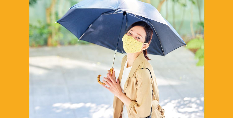「長時間マスク」の今、40代モデルがキレイのために続ける2つの習慣とは?