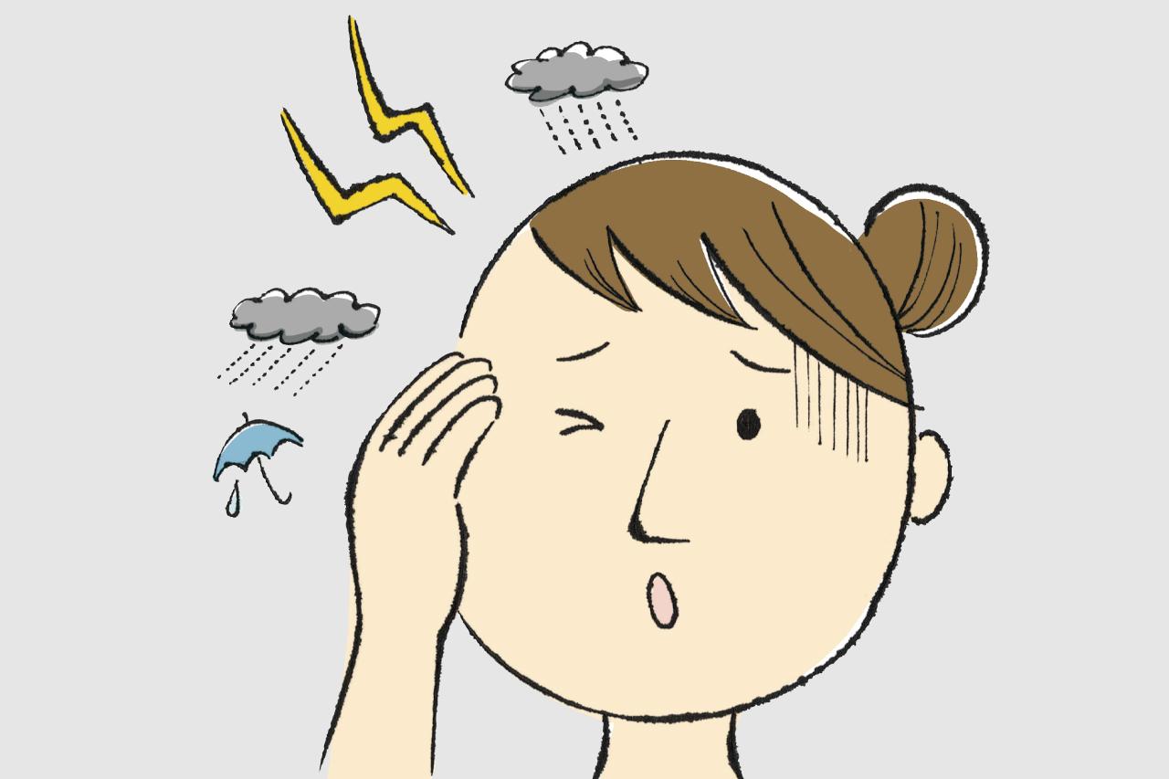 頭痛を引き起こしやすい意外な要因に注意!/「頭痛をあきらめない!」処方箋②