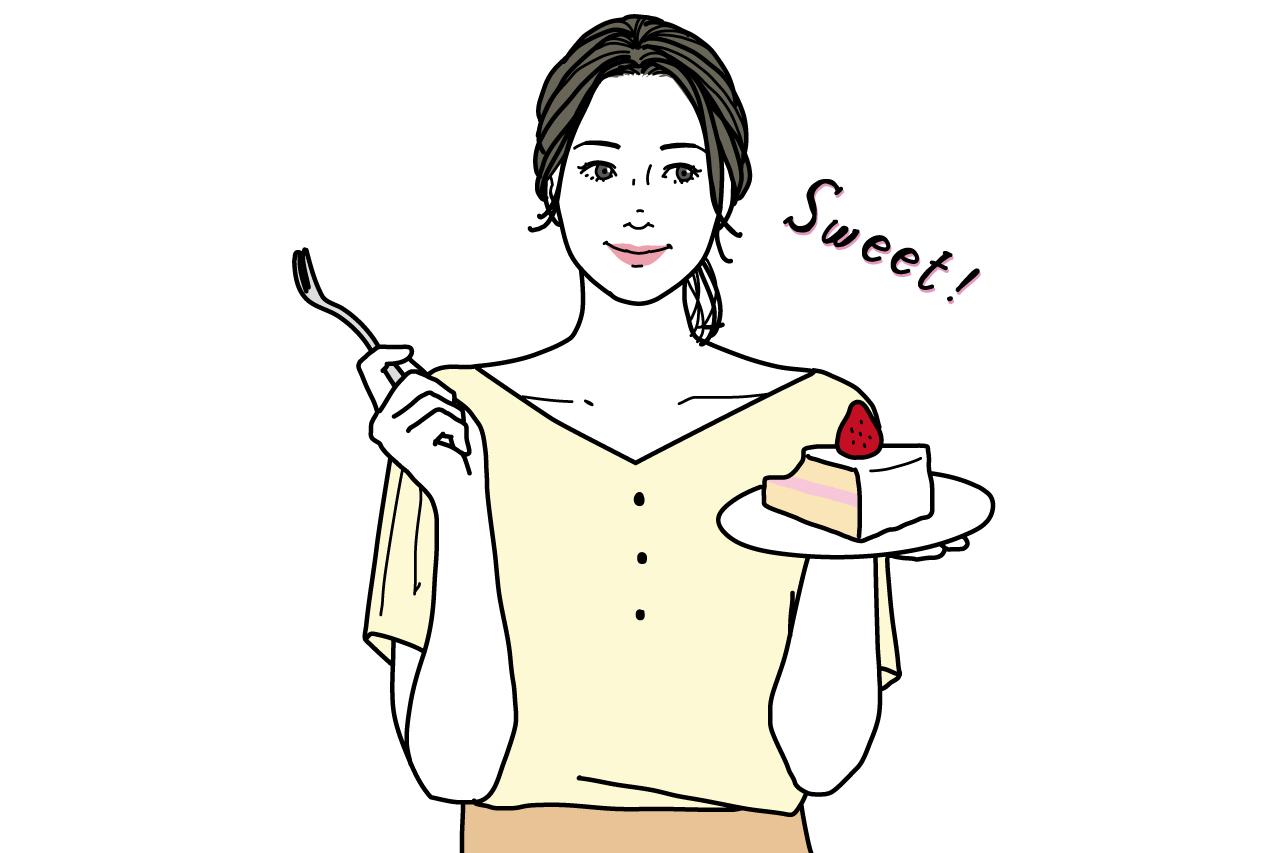 甘味などの味を感知するのもタンパク質の働きって知ってた?