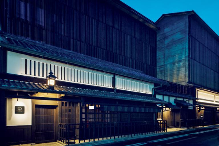【THE HIRAMATSU 京都】古き良き京都の歴史に抱かれたスモールラグジュアリー/京都の最新ホテル③