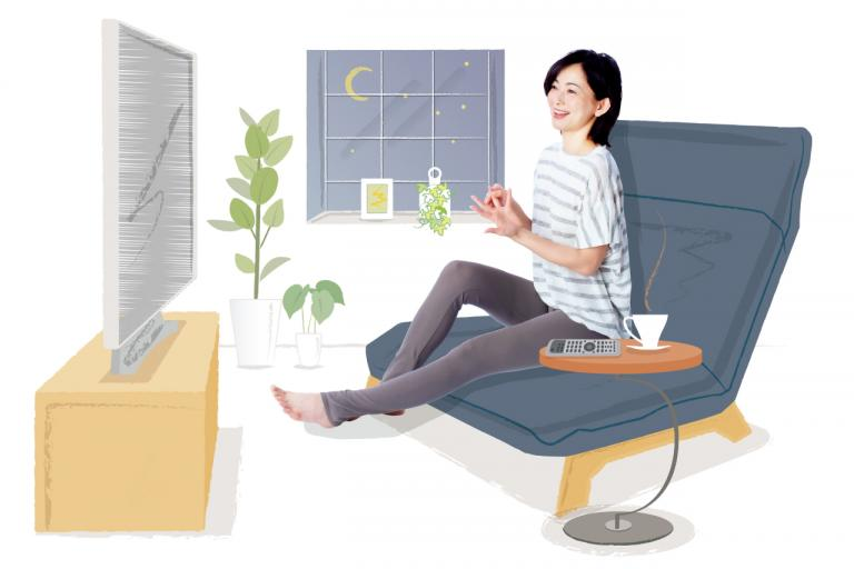 睡眠障害を改善!「手もみ」ケアで体内時計を整え、眠りモードに