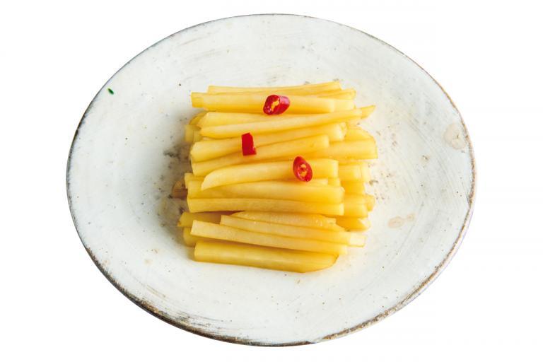 お酢を使ったアレンジ自在の常備菜レシピ4選/保存もできる小さなお酢おかず②