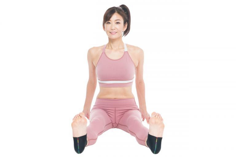 お尻・内もものたるみ、裏ももの脂肪は、52歳・奇跡の美ボディ中島史恵さんの「逆トレ」でスッキリシェイプアップ!