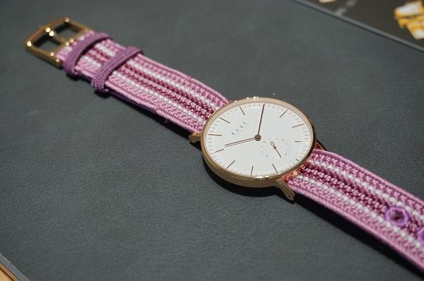 自分好みの腕時計を作る!京都限定の組紐ベルトも  「Knot京都ギャラリーショップ」