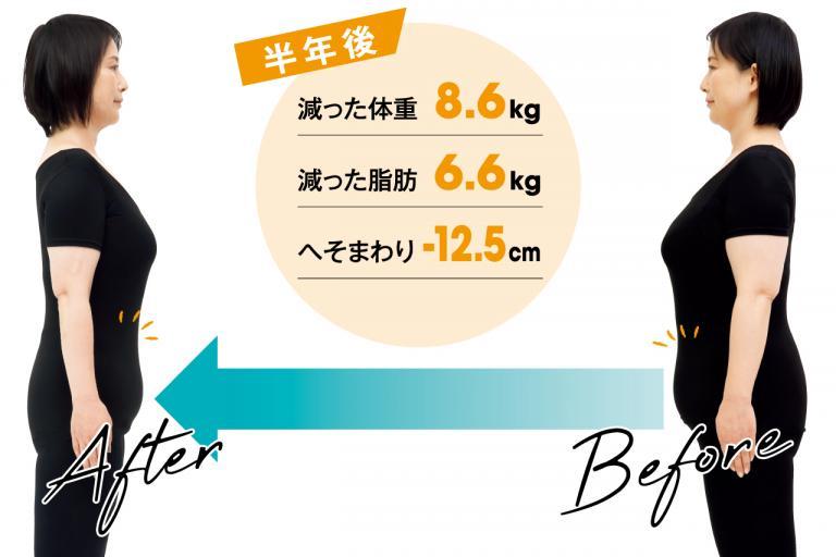 食べたら痩せた! 新型栄養失調を改善してダイエット/お腹ポッコリ解消編