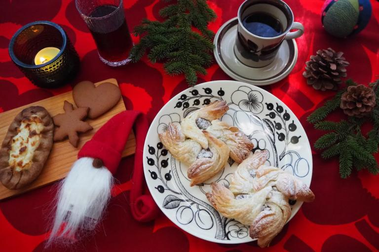 手軽に北欧のクリスマスを取り入れよう!