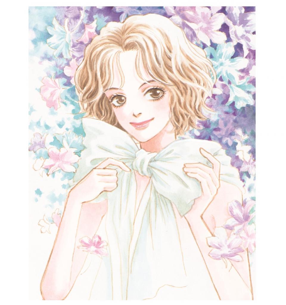 「天使のツラノカワ」コーラス2000年10月号扉