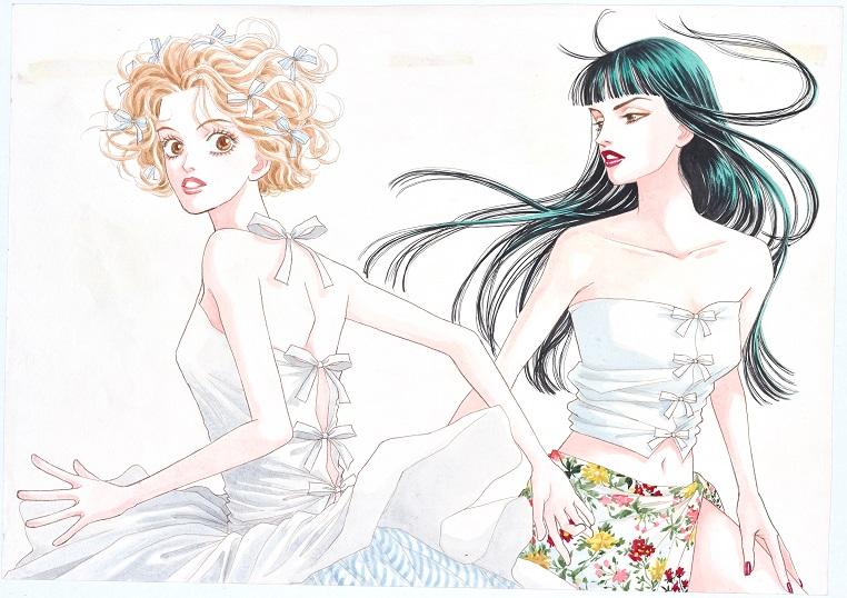 「天使のツラノカワ」コーラス2000年6月号扉