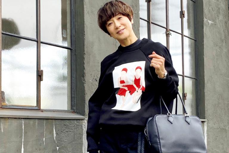 黒田知永子さん公式インスタグラムのファッションが注目の的!