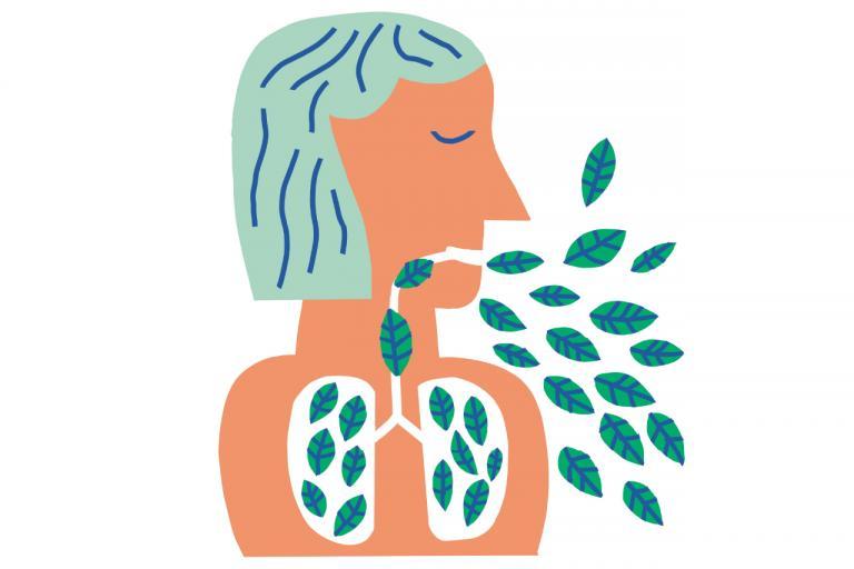 肺が弱っている人は吐く力が弱まっている! 呼吸法で感染症にかかりにくい体に