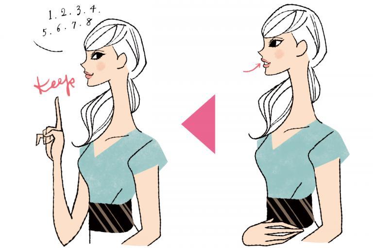 年齢とともに呼吸が浅くなる。肺活量を増やすエクササイズ/オペラ歌手の「肺活メソッド」3