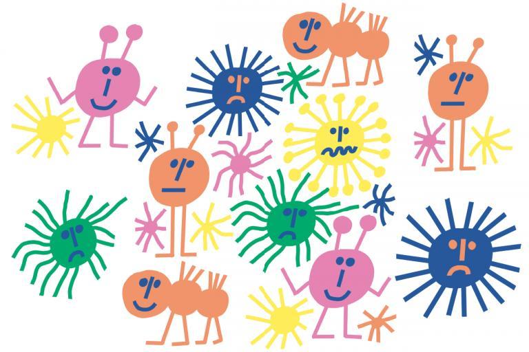感染症の原因となる「細菌」と「ウイルス」って何が違うの?