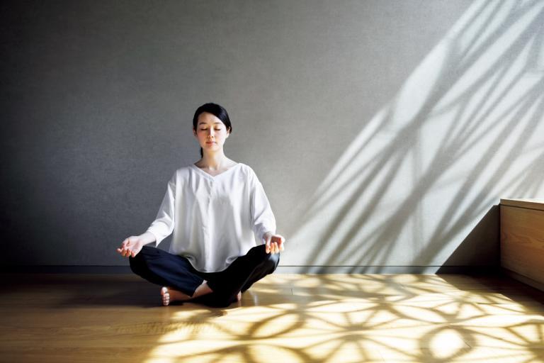 都心の日本旅館で体験する「深呼吸養生」が、肺機能&免疫力強化にうってつけな理由「星のや東京」