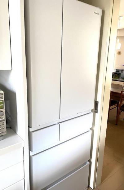 マドレーヌ パナソニック冷蔵庫