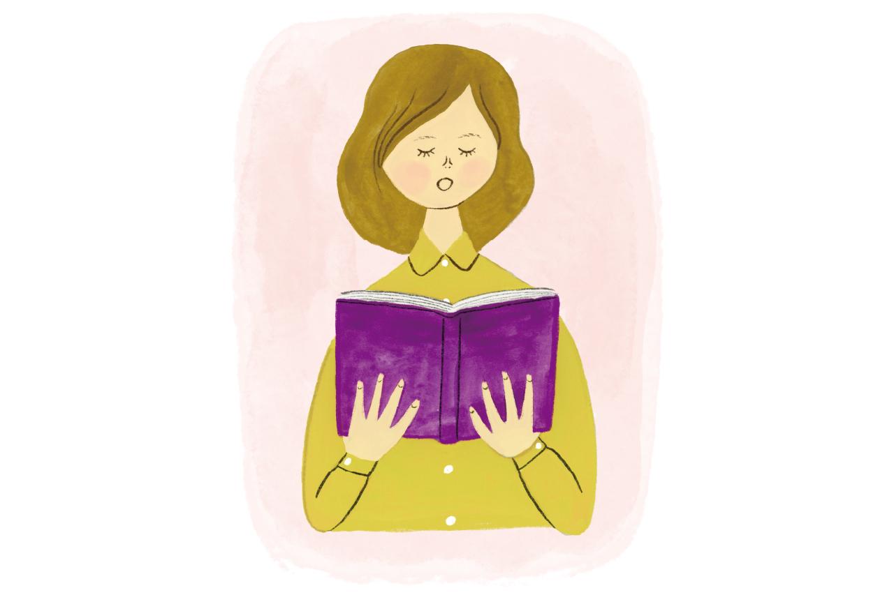 おしゃべり、音読はのど活の要!/大谷義夫先生の<即、実践できる「のど活」10カ条③>