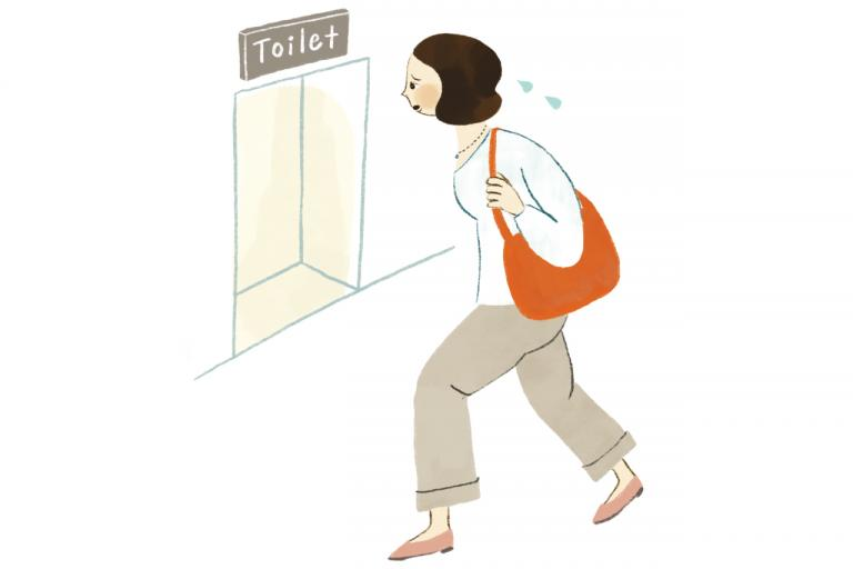 過活動膀胱は膀胱にうまく尿をためられず、排尿の不調が現れる病気です/教えてDr.!第9回