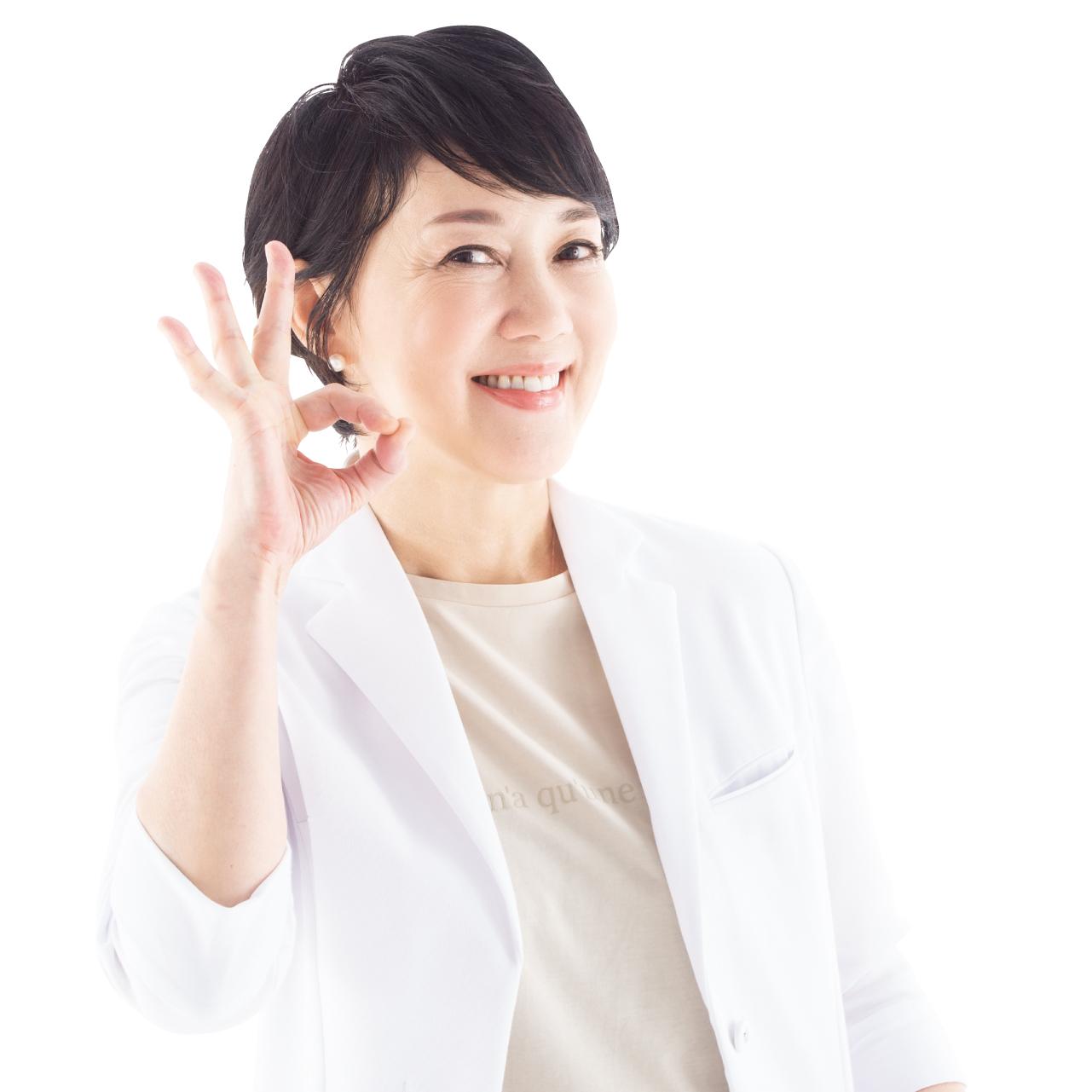 石井さとこさん 「ホワイトホワイト」院長。歯のホワイトニングを日本で広めた第一人者。