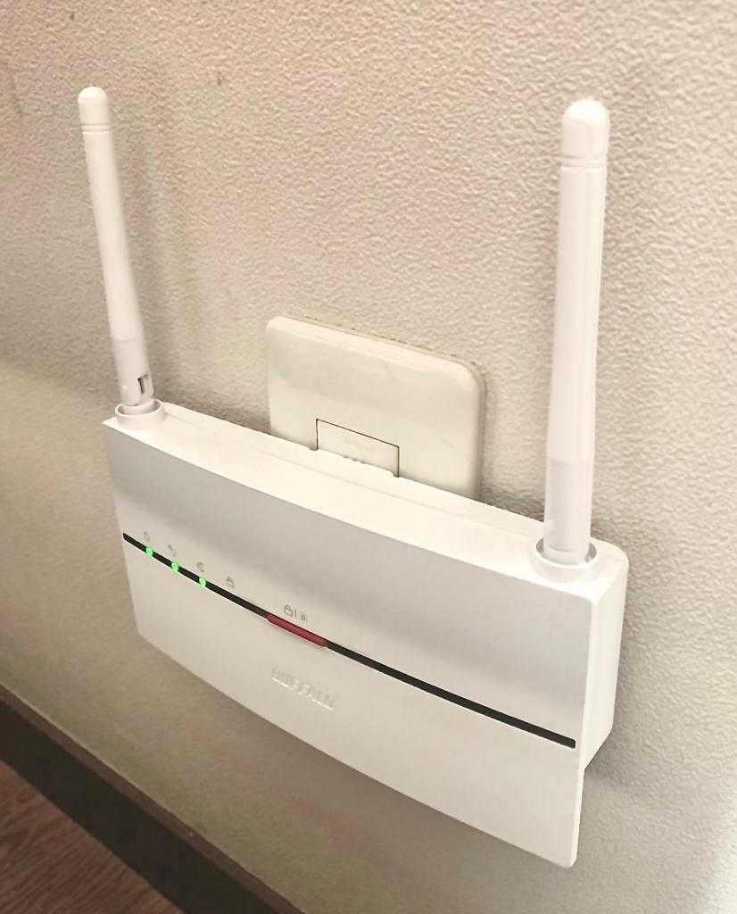 Wi-Fiリピーター