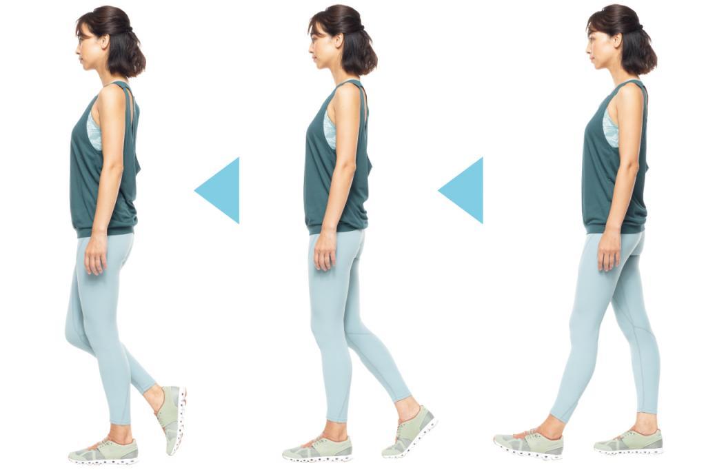体のクセを改善したら試したい基本の歩き方とは?