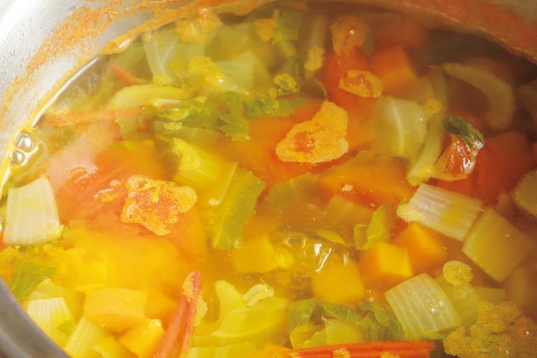 「サラダ」より「スープ」が100倍強力なワケは?