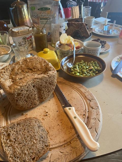 吉川千明真実のアンチエイジング、フロル竹脇氏の朝食