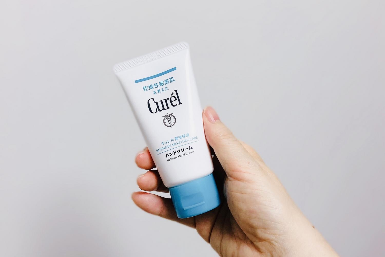 慢性的に荒れる手指も「キュレル  潤浸保湿  ハンドクリーム」で潤ったやわらか肌に