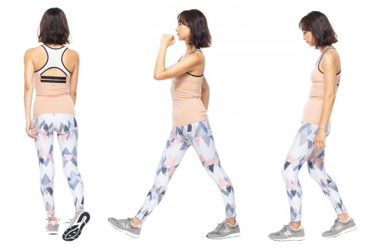 正しい歩き方で心肺や骨を強く、健康体に/不調はウォーキングで解決①