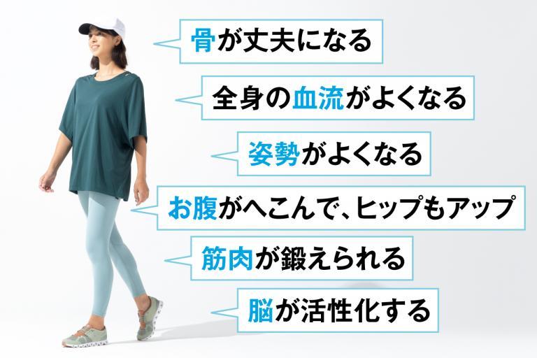 今週の新着記事【ランキングトップ10】1日何歩歩けば、病気予防できるの?