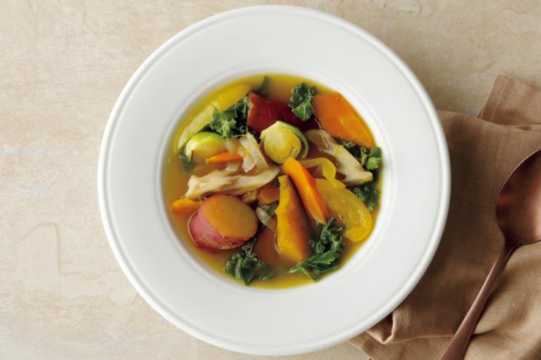 がん治療の権威がおすすめ! 病気を防ぐ「野菜スープ」