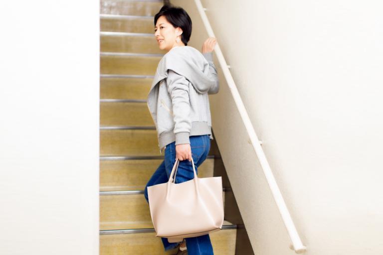 よく歩き、しっかり食べるのが元気の源/笹川直子さんの毎日YOJO②