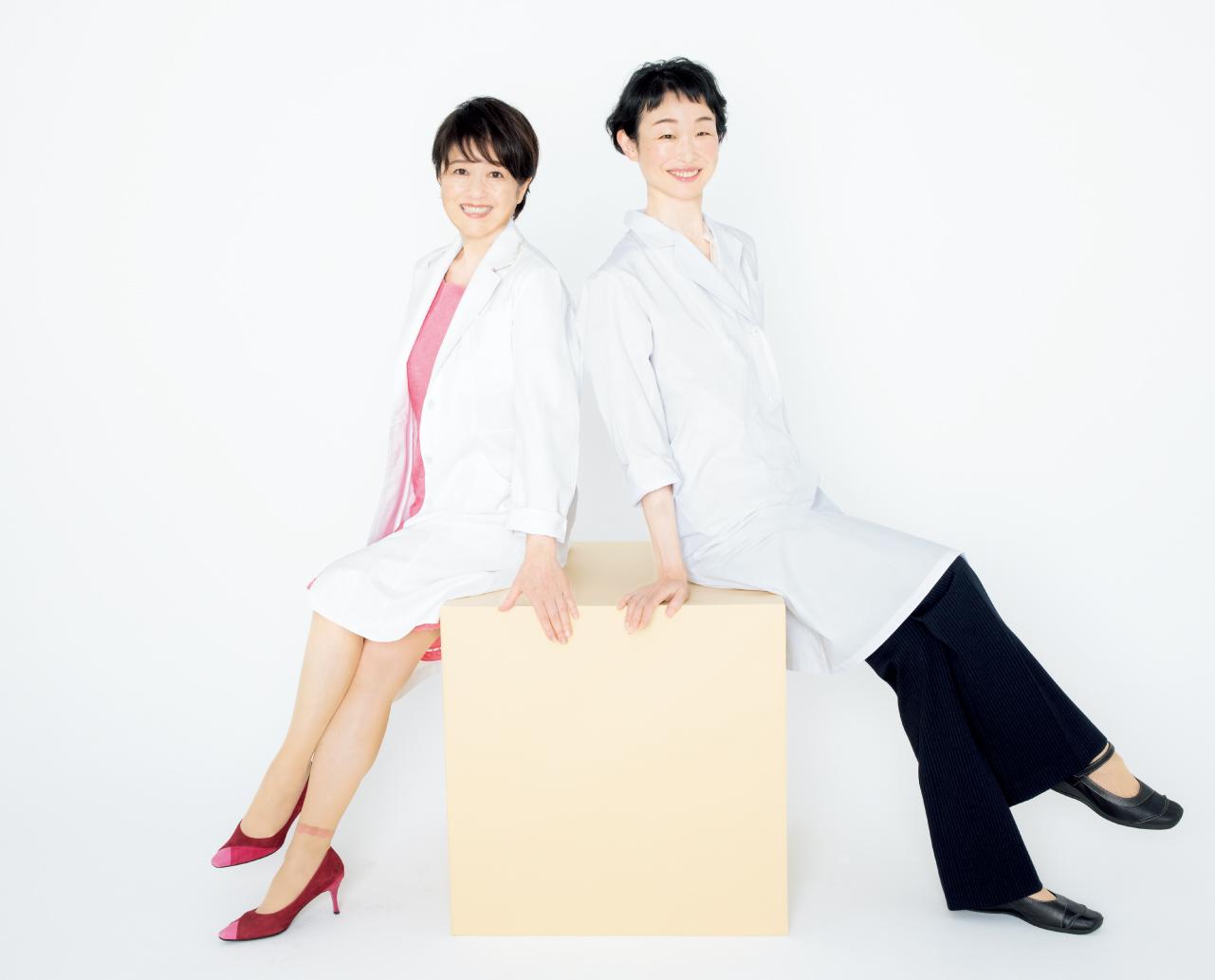 素敵女医 佐藤恵子さん 坂本紗有見さん