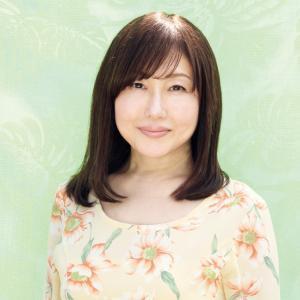 有田菜穂子さん パーツモデル。