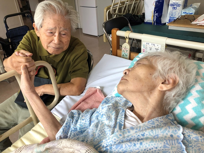 フジテレビ『ザ・ノンフィクション』 信友直子監督「おかえり、お母さん~その後の『ぼけますから、よろしくお願いします』~」場面写真
