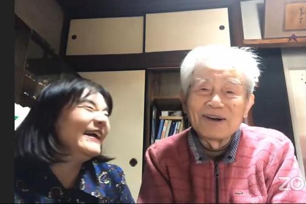 『ぼけますから、よろしくお願いします。』の父・良則さん、100歳になりました!