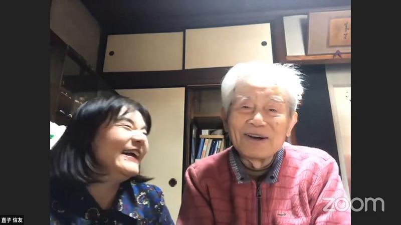 映画『ぼけますから、よろしくお願いします。』信友直子監督と父・良則さん