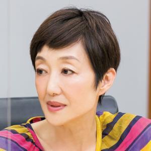 吉川千明さん 美容家。オーガニックスペシャリスト。メノポーズカウンセラー