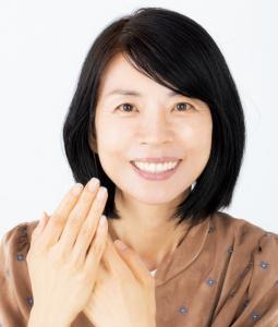 嶋田美津惠さん 大阪・梅田と東京・自由が丘にある育爪サロン「ラメリック」代表。