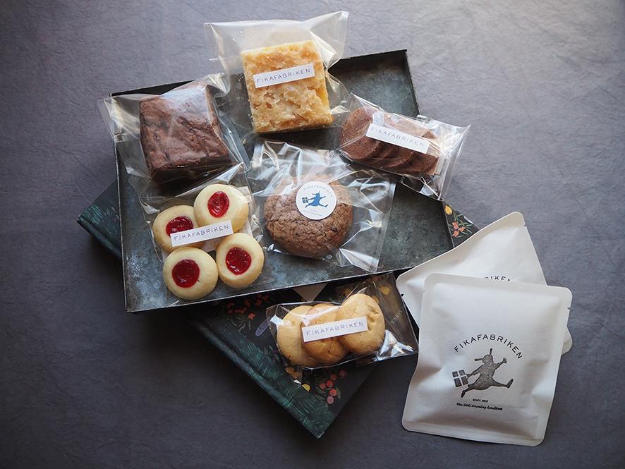 スウェーデン菓子 フィーカファブリーケン バレンタインBOX