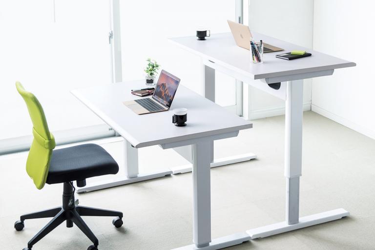 座りっぱなし対策に「立ち姿勢」を実現するホーム家具3選/「座りすぎ時代」のセルフケア⑤
