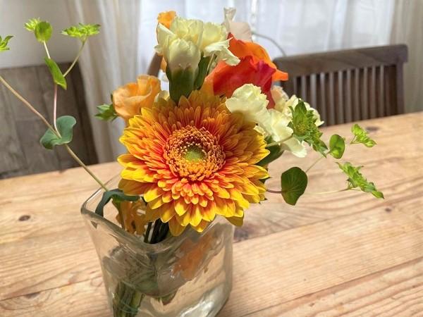 ガーベラ 花束