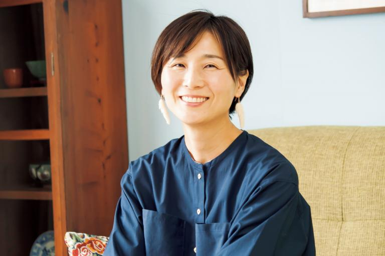 家庭科が3だったイラストレーターによる、タンスの不用品リメイクのすすめ/津田蘭子さんインタビュー